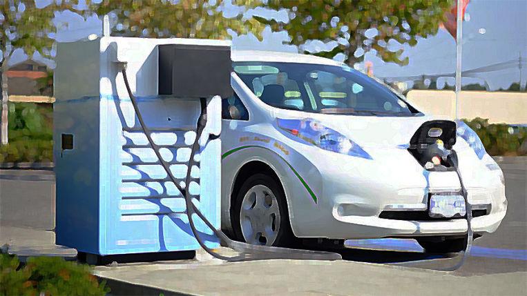 Las energéticas se frotan las manos con el coche eléctrico gracias a las gasolineras