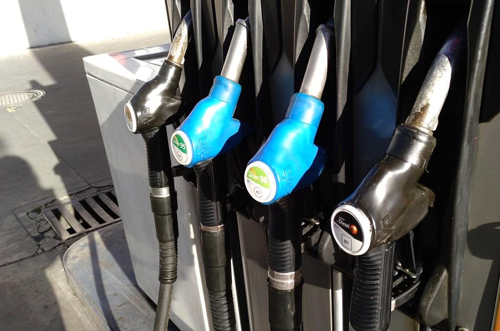 Bajan los precios de los combustibles en España